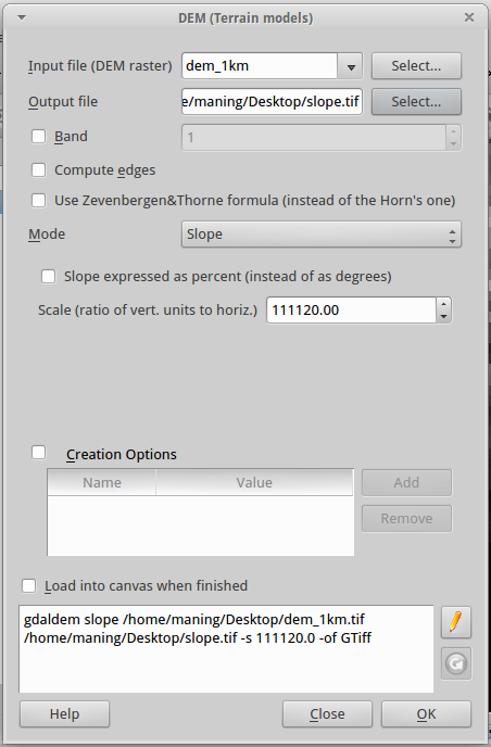 Creating New Raster Layers with GDALTools — CLP-FFI-ESSC