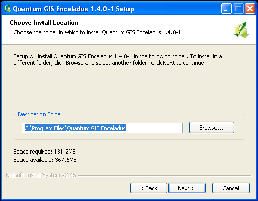 1  QGIS Installation for MS Windows, Mac OSX and Ubuntu